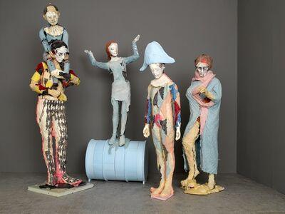Folkert de Jong, 'Les Saltimbanques', 2007