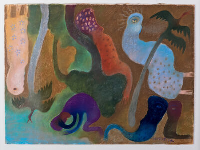 Manuel Mendive, 'Untitled', 1996