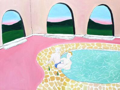 Claire Milbrath, 'Pool Scene', 2016