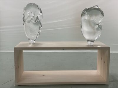 Jo Andersson, 'Light Vessels 12 and 13, diptych', 2020