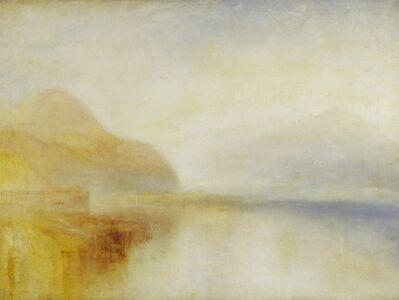 J. M. W. Turner, 'Inverary Pier, Loch Fyne: Morning', ca. 1845