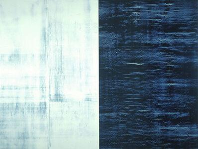 Donald Groscost, 'Big Blue Yonder', 2000