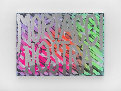 Eddie Peake, 'Mortacci Nostra', 2014
