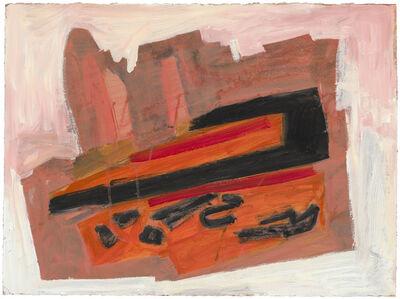 Phyllida Barlow, 'untitled: sliced', 2012