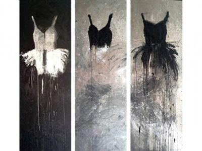 Ewa Bathelier, 'Triptyque'