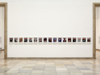 Alfredo Jaar, 'Untitled (Newsweek)', 1994