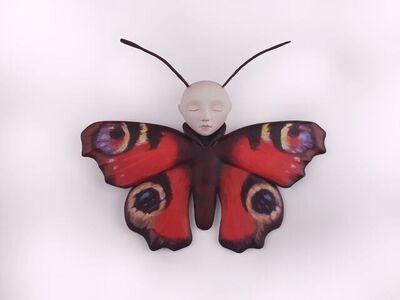 Zoe Thomas, 'Peaceful soul, butterfly doll.', 2021