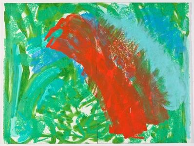 Howard Hodgkin, 'Into the Woods - Summer', 2001