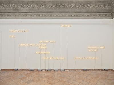 Joseph Kosuth, 'A/C (J.J:F.W.) #10, [warm white]', 2009