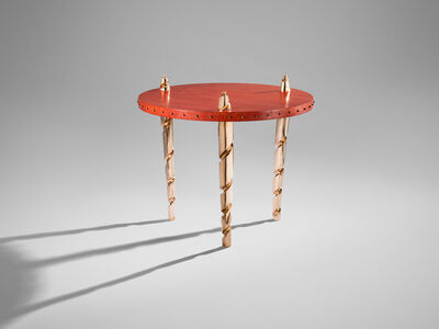 Elizabeth Garouste and Mattia Bonetti, 'Centre Table 'Kris'', ca. 1988