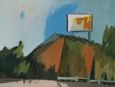 Herman Maril, 'Landmark on the PRR', 1965