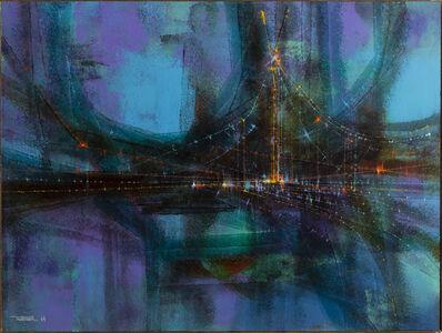 Leonardo Nierman, 'El Puente (Variation)', 1964
