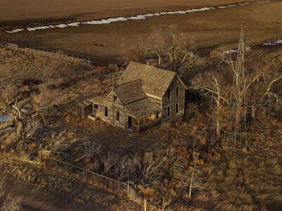 Andrew Moore, 'The Yellow Porch, Sheridan County, Nebraska', 2011