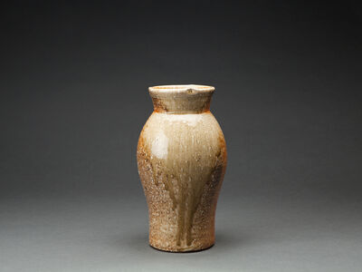 Jan Kollwitz, 'Iga hanaire (Flower vase for tea ceremony in Iga style)'