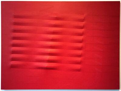 Agostino Bonalumi, 'Ohne Titel', 1986