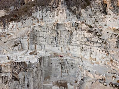 Edward Burtynsky, 'Carrara Marble Quarries, Carbonera Quarry #2, Carrara, Italy', 2016