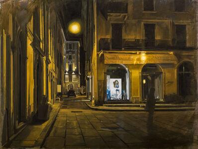 Nicola Nannini, 'Notte gialla N.2', 2019