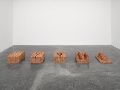 Damián Ortega, 'Eroded Valley', 2016