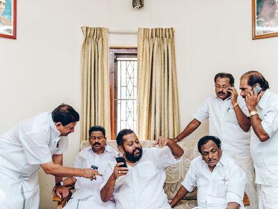 Mahesh Shantaram, 'The Nehruvian Dream. Thiruvananthapuram', 2014