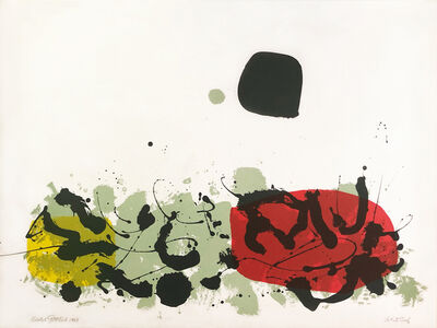 Adolph Gottlieb, 'Untitled', 1969
