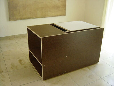 Jan De Cock, 'Construction Module Tate Modern M8-D53-14022005 C', 2005