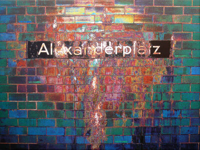 Alex Flemming, 'Alexandreplatz', 2010