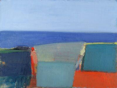 Sandy Ostrau, 'Fields to Sea', 2019
