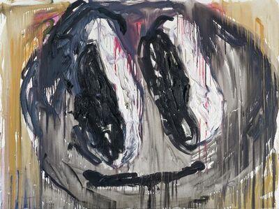 André Butzer, 'Todallst, Bleodst, Icho? (Colatödlichkeit)', 2003