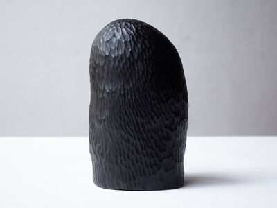 Julian Watts, 'Large Black Blob', 2019