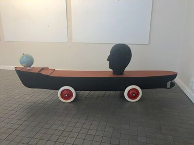 Florian Borkenhagen, 'Travelahead', 1999/2019