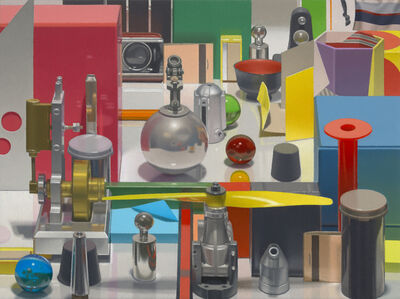 Harold Reddicliffe, '45 Objects', 2016