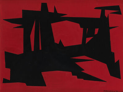 Paul van Hoeydonck, 'Composition', 1957