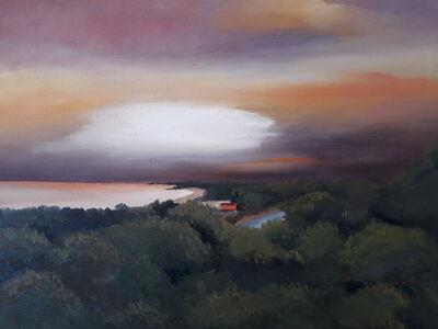 Juan J. Franchi, 'Atardecer en La Juanita ', 2020