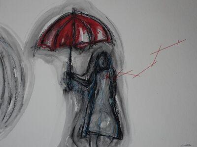 Chiharu Shiota, 'Umbrella', 2018