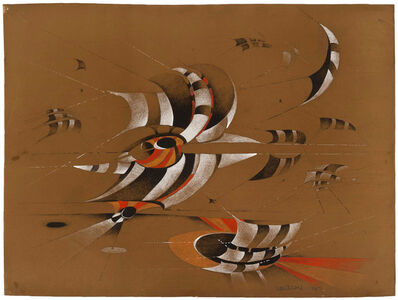 Lee Bontecou, 'Untitled', 1967
