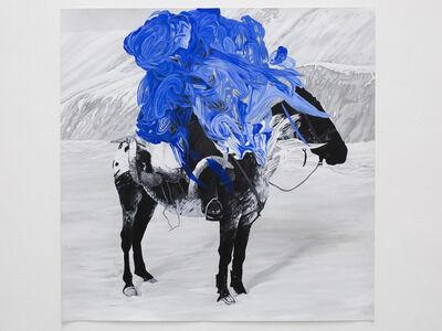 Eduardo Sarabia, 'Blizzard Daze', 2020