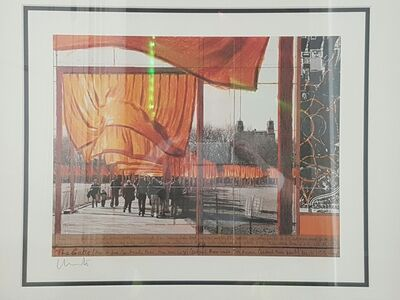 Christo and Jeanne-Claude, 'The Gates, Project for Central Park, New York', 2002