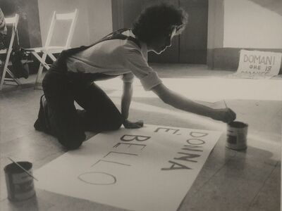 Paola Agosti, 'Ottobre 1976', 1976