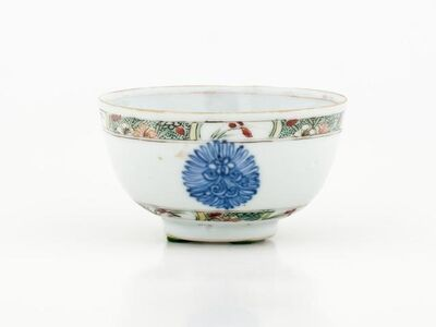 'Teacup and Saucer', about 1720