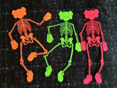 KAWS, 'Halloween companions', 2007