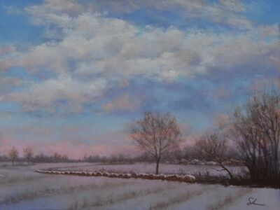 Patricia Skinner, 'Evensong'