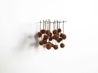 Christiane Löhr, 'Kleines Kugelgehänge (little ball pendant)', 2010