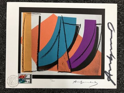 Andy Warhol, 'U.N. Stamp (FS II.185)', 1979