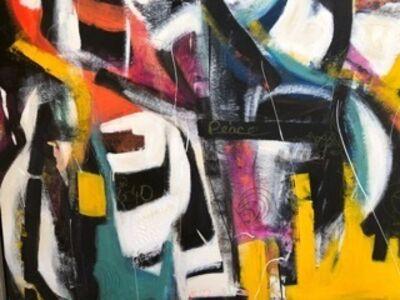 Mardi de Veuve Alexis, 'Scream fro Peace', 2019