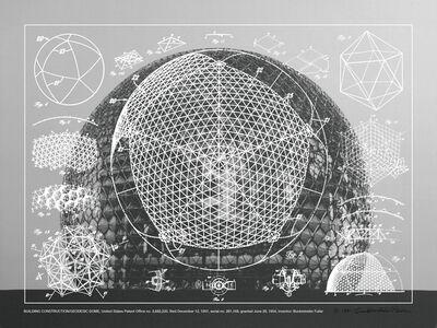 R. Buckminster Fuller, 'BUILDING CONSTRUCTION/ GEODESIC DOME,', 1981