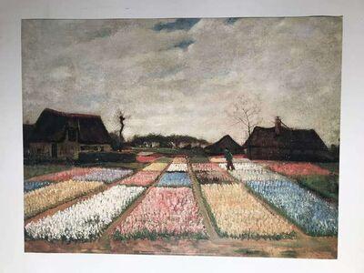 Vincent van Gogh, 'Flowers bead in holland', ca. 2000