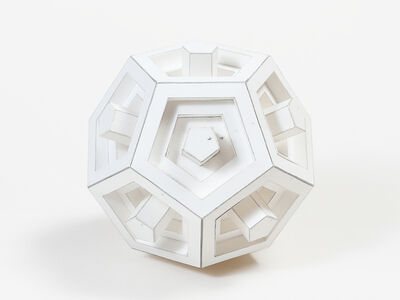 Chris Beeston, 'Dodecahedron', 2010