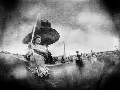 Tricia Rosenkilde, 'Place de la Concorde I ', 2020