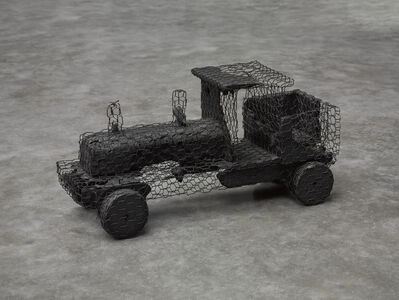 Mona Hatoum, 'Remains (truck)', 2019