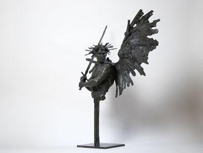 Christophe Charbonnel, 'Saint Michel, maquette', 2020